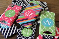 Personalized Phone Case TOUGH  Mix and Match by AbigailLeeHome, $54.00