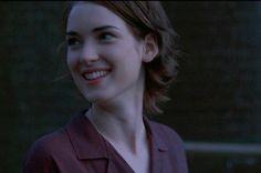 Winona ryder as Lelaina Pierce in Reality Bites, Tranquility Park Houston, TX