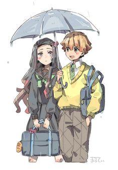 Anime Couples Drawings, Anime Couples Manga, Zen, Fanarts Anime, Anime Characters, Cute Anime Character, Character Art, Another Anime, Dragon Slayer