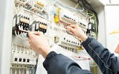 Platinum Electrical have both types of electrician, Commercial and non #Commercialelectrician for your benefit.