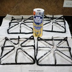 Newest Free of Charge How to Efficiently Clean Gas Stove Tops, Burners, and Grates Style It seems that shiny faucets attract calcium remains and soap scum like magnets!