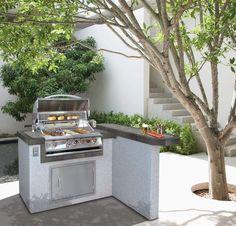 Cal Flame BBQ Islands - LBK Series Grill LBK-401 R/L
