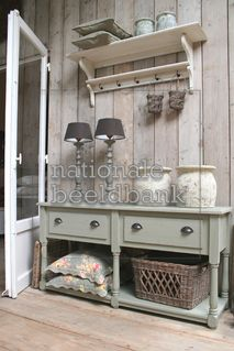 1000 images about landelijk on pinterest brocante for Interieur ideeen hal