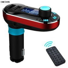 Wireless Bluetooth FM Transmitter MP3 Player Car Kit Charger For iPhone 6/6 Plus For Samsung Galaxy S6/S6 Edge Hands-free Car Ki