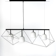 Suspension Spiro, design E. Gallina AM.PM. | La Redoute Mobile