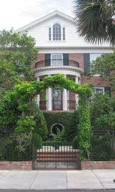 Charleston South Carolina Estate.