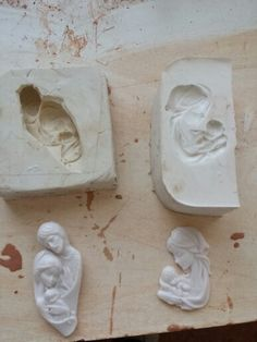 Creando moldes