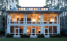 Palmetto Bluff — Summerour Architects Palmetto Bluff, Modern Farmhouse Interiors, Breezeway, Concept Architecture, Take Me Home, Outdoor Spaces, Interior And Exterior, Cottage, Architects