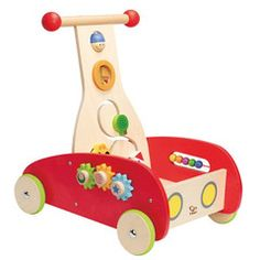 Love this push toy for the beginning to walk age!