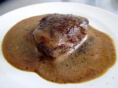 best beef steak in amsterdam, cafe loetje.
