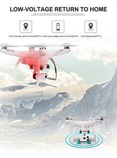 SYMA RC X8HW FPV Drohne mit 720P HD Wifi Live Übertragung Kamera 2.4GHz Headless
