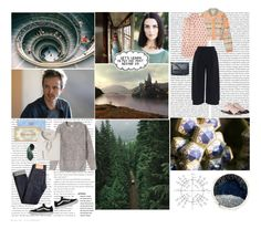 """""""lights are blinding my eyes"""" by damn-emma-with-the-white-vans ❤ liked on Polyvore featuring Oris, Vans, Gant Rugger, Elope, MANGO MAN, INDIE HAIR, Etro, Valentino, Roksanda and Marni"""