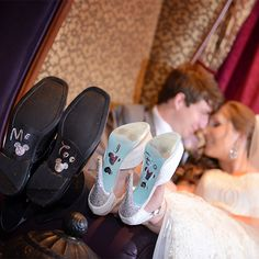 Walt Disney World Wedding Spotlight: Amy & BlakeEver After Blog | Disney Fairy Tale Weddings and Honeymoon