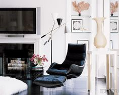 a guide to tv placement in living rooms