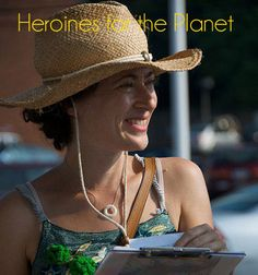 Heroines for the Planet: Future Weather Director Jenny Deller planet interview