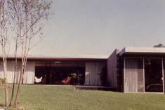 Singleton Residence. Philadelphia, Pennsylvania. 1959. Richard Neutra.