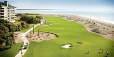 Charleston & Resort Islands Golf Guide By Reid Nelson