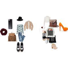 """street fashion"" by elzakruger on Polyvore"