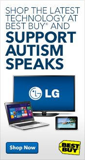 Shop at Best Buy and Support Autism Speaks