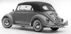 VW Beetle/ Käfer 1200 Convertible