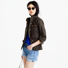 The downtown field jacket | #Chic Only #Glamour Always