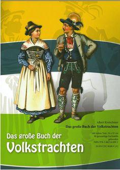 Das große Buch der Volkstrachten #Miesbach