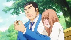 "Takeo / Rinko (My Love Story!!)  Top 7 ""Beauty And The Beast"" Anime Couples That Will Change Your Perspective on Love http://www.animelap.com/2016/08/top-7-beauty-and-beast-anime-couples.html"