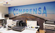 Our creative office design  O nosso gabinete de design  #design #comprensa #graphics #fashion #graphicdesign #road #office #computer #photooftheday #barcelos #portugal #color