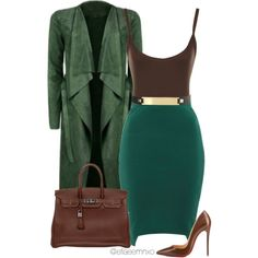 Earth by efiaeemnxo on Polyvore featuring polyvore mode style Poppy Lux WearAll Christian Louboutin Hermès christianlouboutin hermes sbemnxo styledbyemnxo