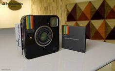 Instagram Socialmatic Camera – Back in Black | wearesogoodtogether.hu |