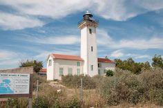 Lighthouse of La Gacholle - Camargue - France
