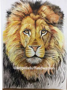 Fantasy Art, Lion, Illustration, Artwork, Animals, Leo, Work Of Art, Animales, Fantastic Art