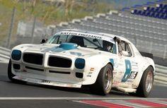 Pontiac Trans-Am - Roger Bolliger