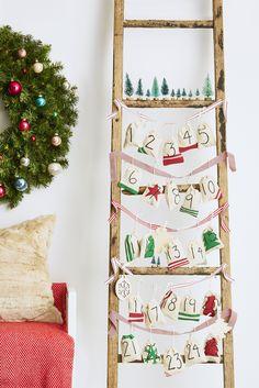 Süße Idee für einen Adventskalender l Prepare an Advent Calendar