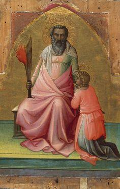 Lorenzo Monaco (Piero di Giovanni), 1408-10
