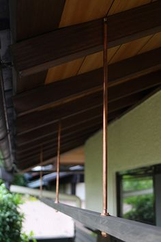 Japanese House, Decoration, Facade, Small Spaces, Blinds, Deck, Shelves, Curtains, Studio