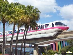 Why Are There No Monorails Outside Of The Disney Parks?