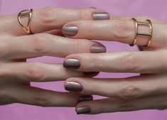 Combinando esmaltes: Chanel Quartz Inspired 1