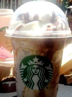 Starbucks Secret Menu: Chocolate Chip Brownie Frappuccino | Starbucks Secret Menu