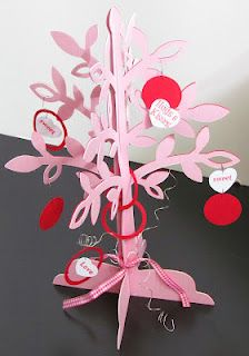 paper tree 3D