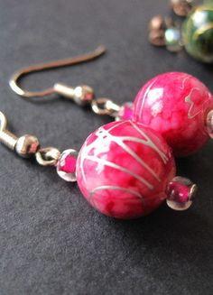Kaufe meinen Artikel bei #Kleiderkreisel http://www.kleiderkreisel.de/accessoires/ohrringe/142004445-schone-selbstgemachte-ohrringe