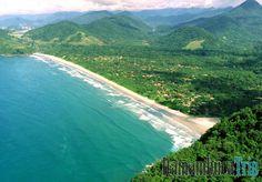 Praia Itamambuca, Ubatuba (SP)