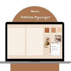 Warm Desktop Wallpaper Organizer