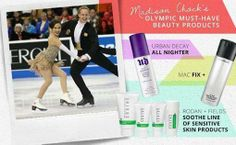 Even our US olympic skaters use R+F