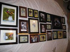 Picture of Arrange your frames