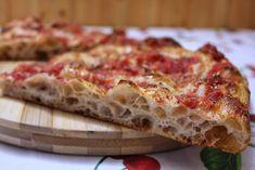 No Salt Recipes, Pasta Recipes, Cooking Recipes, Vegan Pizza, Homemade Pasta, What To Cook, My Favorite Food, Italian Recipes, Easy Meals