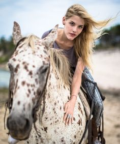 Last Weekend Was Like The Real World But With Models #refinery29  http://www.refinery29.com/rvca#slide11  Just horsing around.