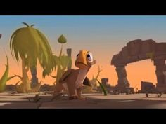 "Check out this funny animated short called ""Sapling"" about a young little griffin that attempts to ""grow a tree"" in order to prove himself, but his inexpe. Film D'animation, Film Movie, Movies, Cgi 3d, French Films, Yoga For Kids, About Time Movie, Video Film, Animation Film"