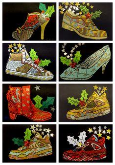 Andy Warhol, postal de Nadal
