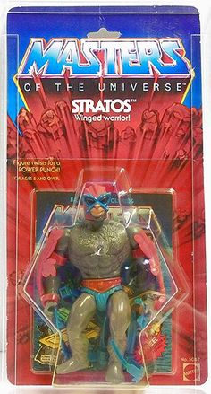 Stratos - Winged Warrior!
